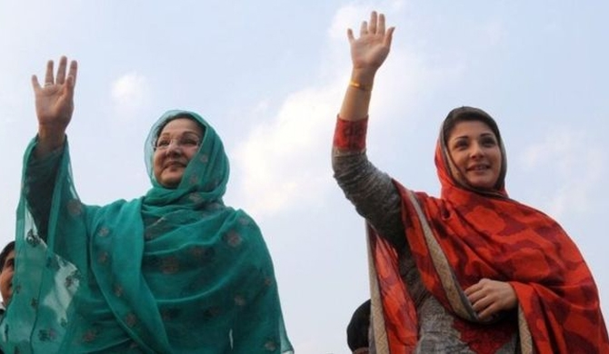 Sharif wife 'wins Lahore seat'
