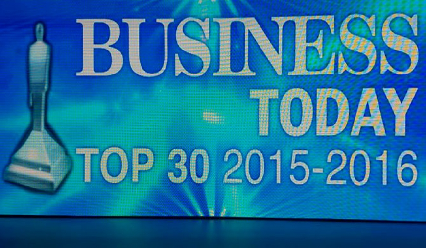 Top corporate performers win at Business Today Top 30