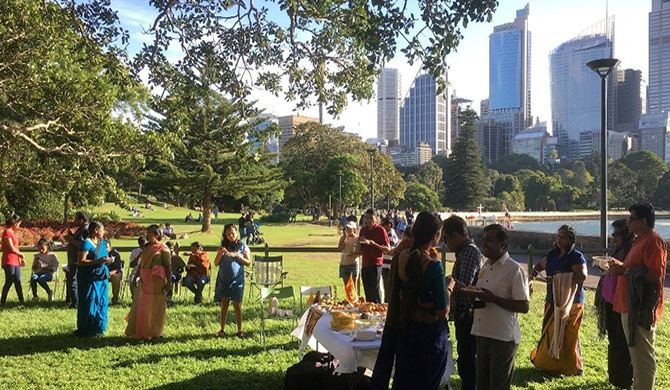 Avurudu celebrations in Sydney (Pics)