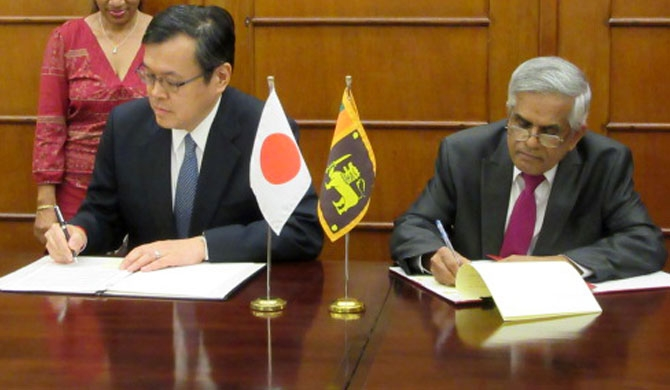 Rs. 429m Japanese grant for Human Resource Development Scholarship project