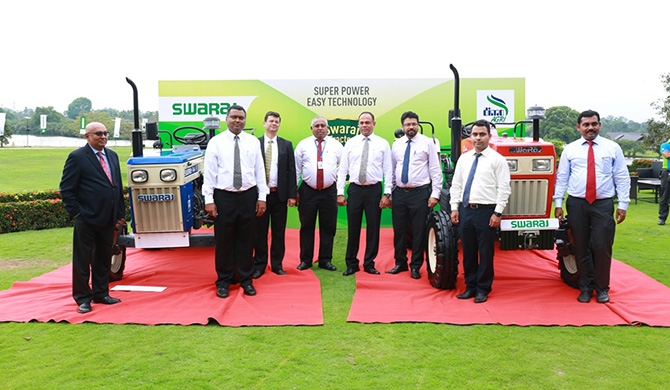 DIMO launches latest Swaraj Tractor range