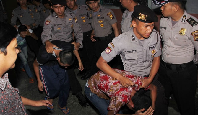 Indonesia approves castration for child sex offenders