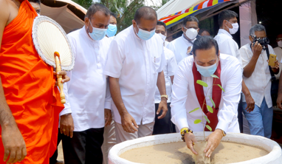 Visiting temples weekly or for Poya must be made mandatory - PM