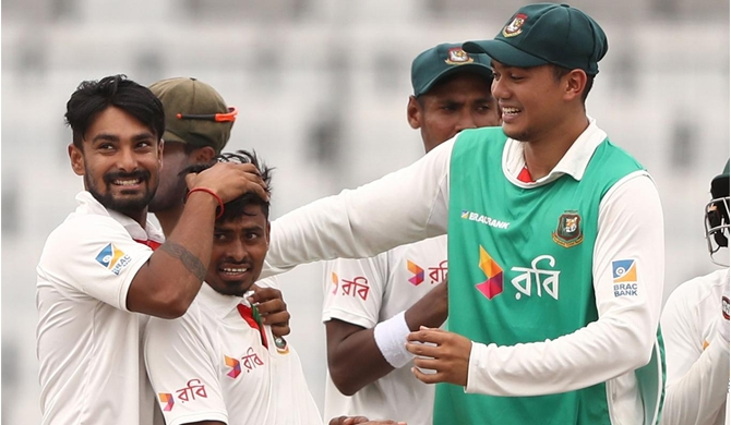 Bangladesh records first victory over Australia