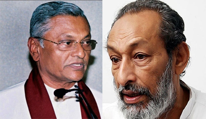 ''Only Rajapaksa without allegations is Chamal'' - Vasudeva