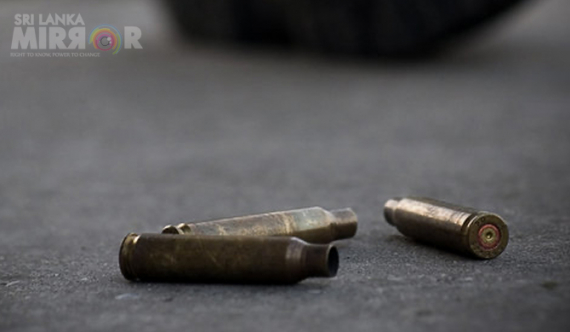 Police shoots drunken man in Angulana