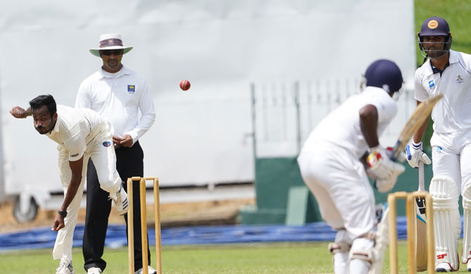 Domestic cricket resumes in SL