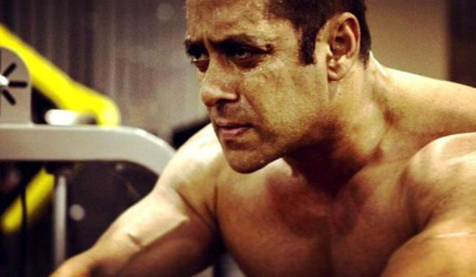 Jailed Salman skips meals but not workout