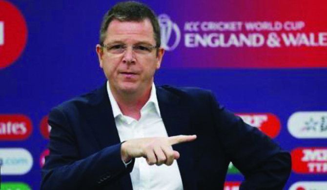 "ICC warns players to be wary of ""corrupters"""
