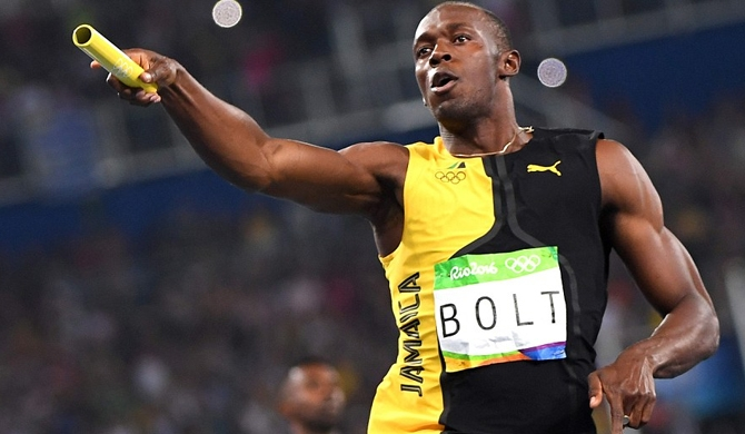 Bolt loses 'triple-triple' title