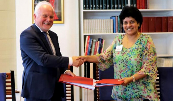 Norway - ILO partner to support conflict affected communities
