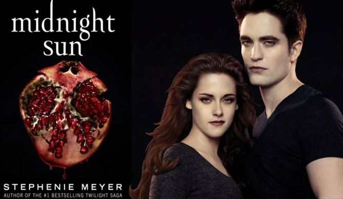New Twilight book 'Midnight Sun' set for summer release
