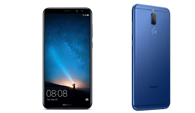 Huawei to introduce nova2i Aurora Blue limited edition