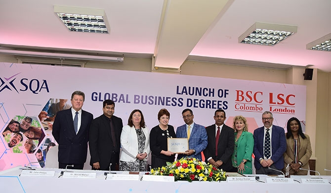 BSC to offer foundation & advanced diploma programmes (Pics)