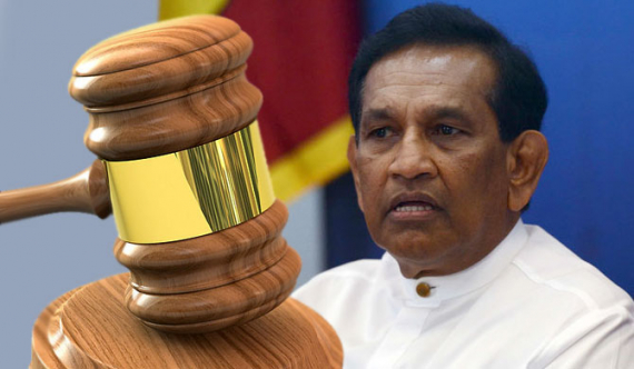 CIABOC files case against Rajitha