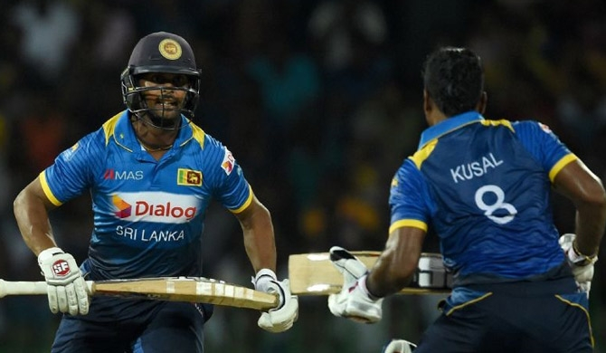 Asela, Kusal for ODIs against India