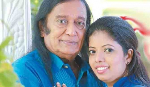 Victor Ratnayake to become a father again – Hashini pregnant