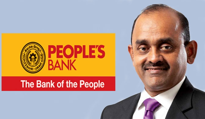 Soft logic Sujeewa appointed Chairman of People's Bank!