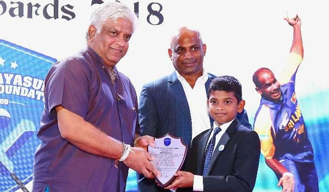 Little stars who shone at Jayasuriya Academy awards ceremony (pics)