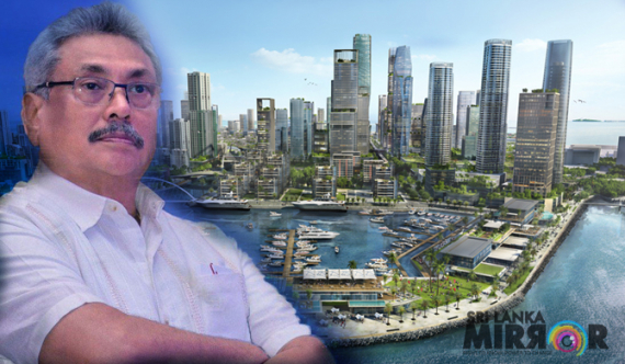 President-appointed body to govern Colombo Port City