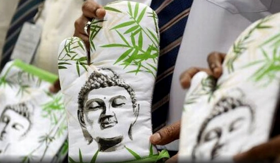 'Offensive' Buddha aprons seized in SL