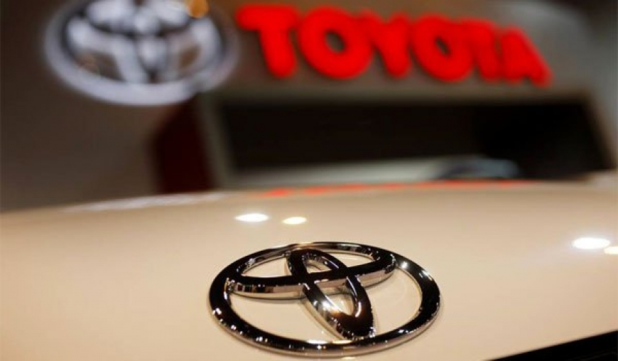 Toyota recalls 5.8 m vehicles with faulty Takata Air Bags