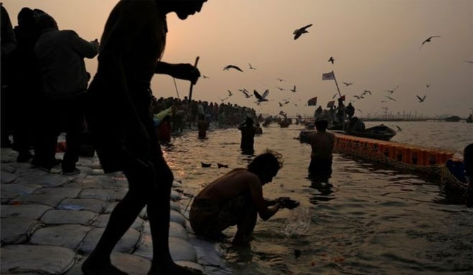 Kumbh Mela : humanity's largest gathering commences
