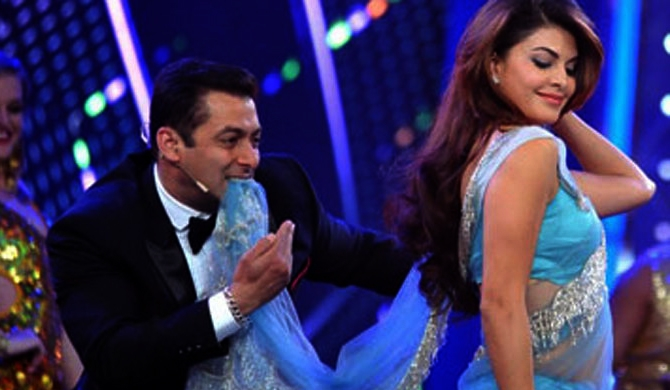 Salman, Jackie to star in Race 3