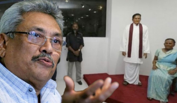 D.A. Rajapaksa museum case postponed till Jan.9