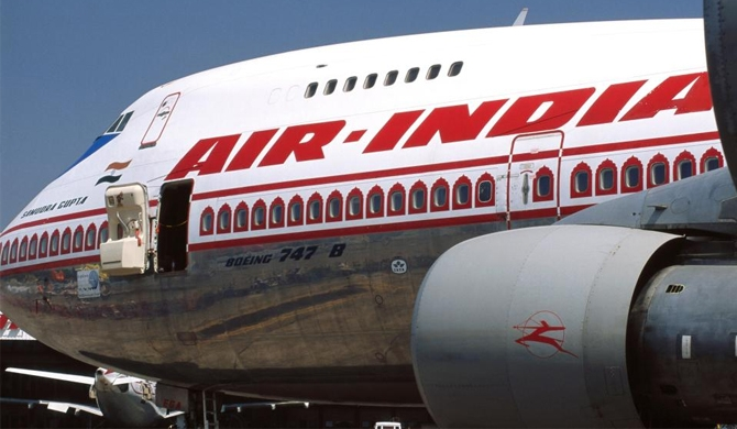 Female-only seat section in Air India