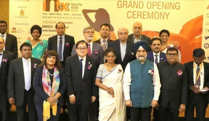 Intex South Asia inaugurated (Pics)