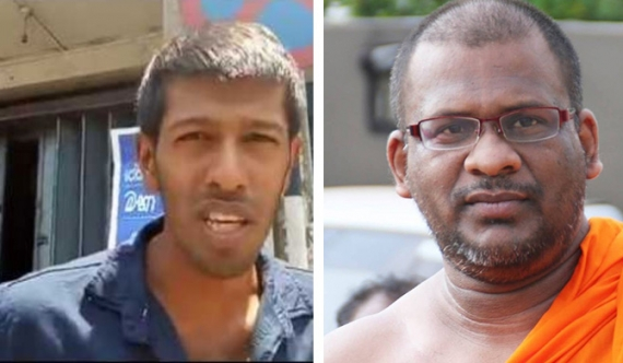 Gnanasara visits Amith in prison