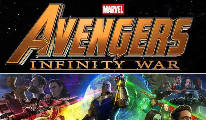"""Avengers: Infinity War"" hits $1 b mark in 12 days"