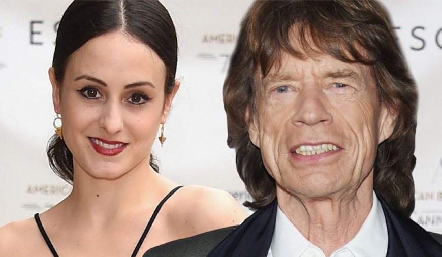 Mick Jagger becomes dad at 73