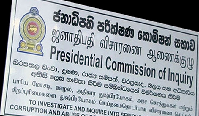 Presidential Commission probing 21/4 attacks; Last day to submit complaints