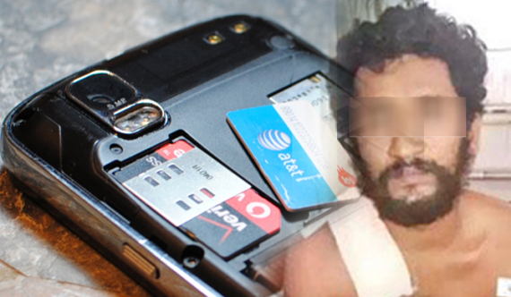 Mobile phones, SIM cards found from 'Kosgoda Tharaka' prison ward