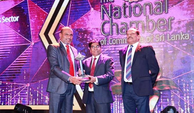 HNB Finance honoured at National Business Excellence Awards 2018
