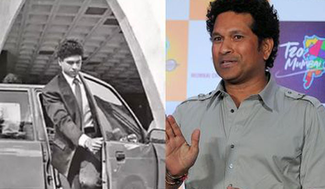 Sachin requests fans to find his first car