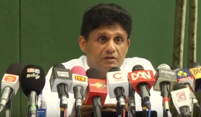 What happened at the meeting between Sajith, civil society! (Video)