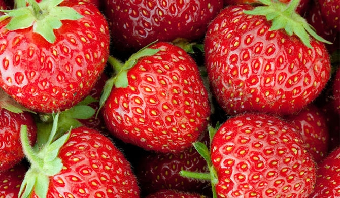 Woman arrested over strawberry scare