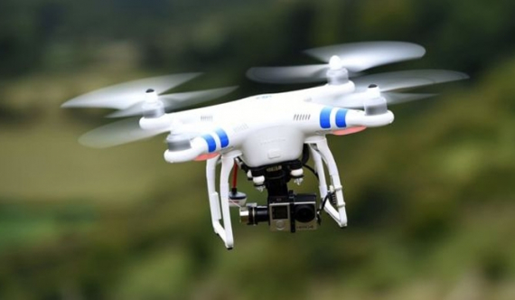 Drones to be used to check fever