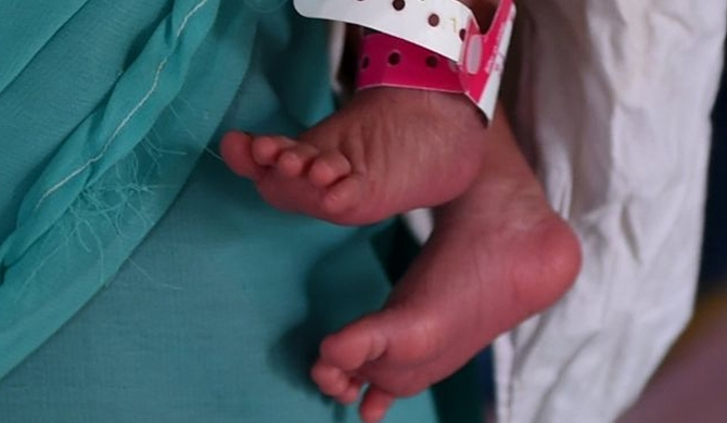 India newborn 'mistakenly' declared dead, dies