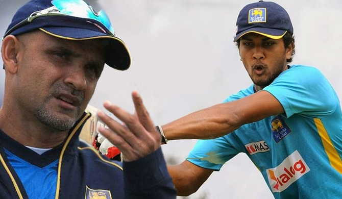 Marvan spoiled Chandimal's batting?