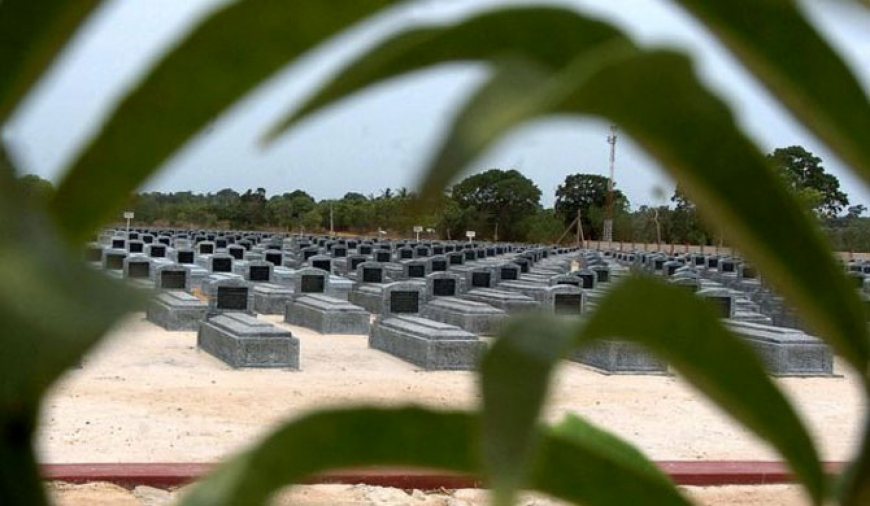2 LTTE cemeteries to be named as memorials