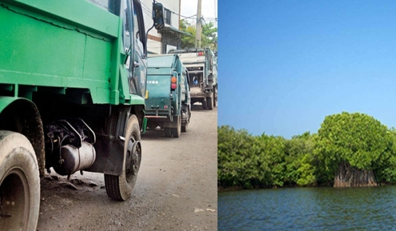 Muthurajawela garbage ban further extended