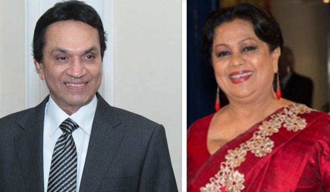 Malini, Ravindra commend government's decision