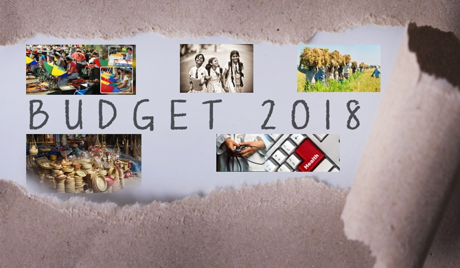 2018 budget: Paving the way for national economic innovation