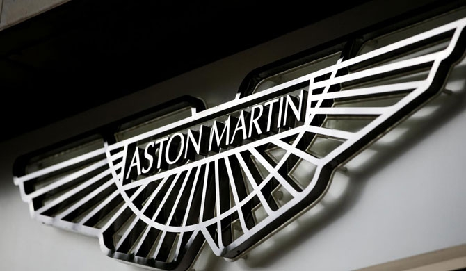 Aston Martin as wedding gift for VIP's son