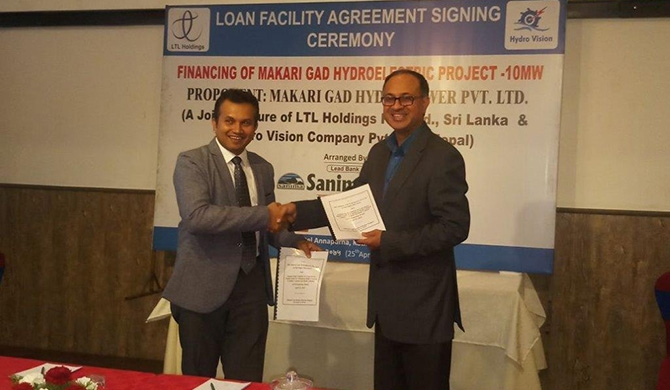 LTL marks its entry to Nepal with landmark financial closure