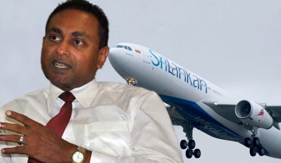 SriLankan airhostesses aborted due to HR Manager